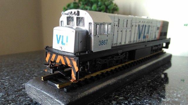 Locomotiva U20c VL! Frateschi