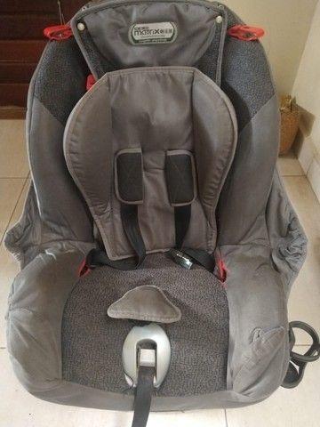 cadeirinha infantil (Burrigoto Matrix) para veículo