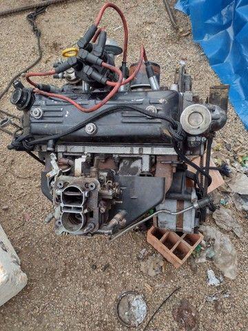 Motor cht 1.6 gasolina plaqueta - Foto 2