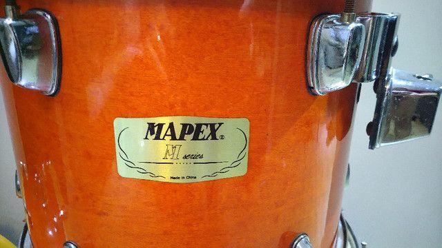 Bateria Mapex M Series Birch Shellpack - Foto 3