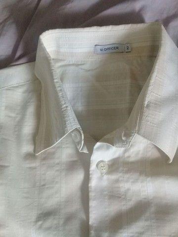 Camisas M.Officer homem - Foto 4