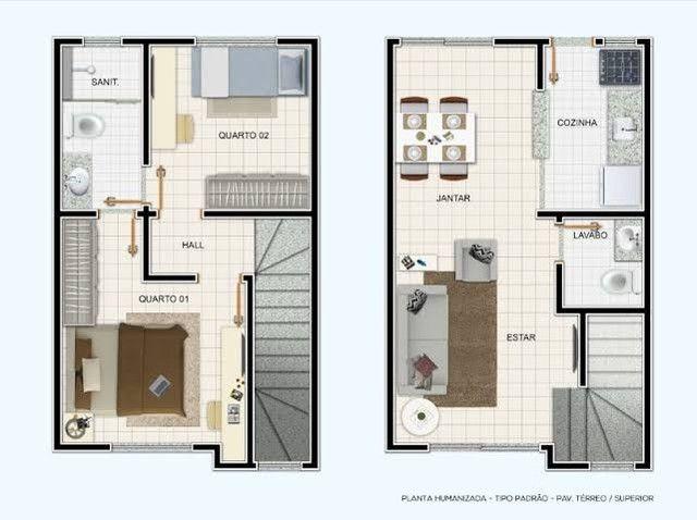 Gaveta: Aquarela c Suite;Prestação 450 reais; Saldo 80mil - Foto 20