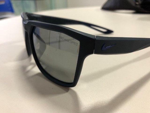 Óculos De Sol Nike Bandit Ev0917 404 415 - Azul - Foto 4