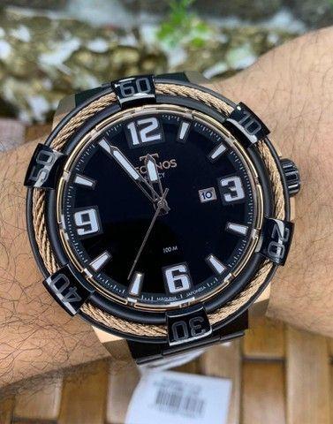 Relógios Masculinos Tecnhos originais - Foto 6