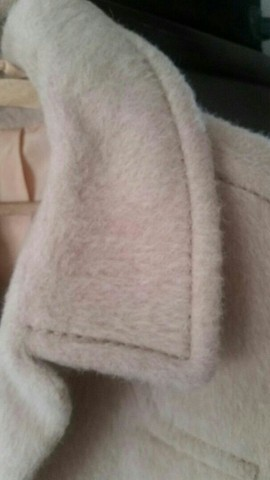 casaco sobretudo la de mohair - Foto 2