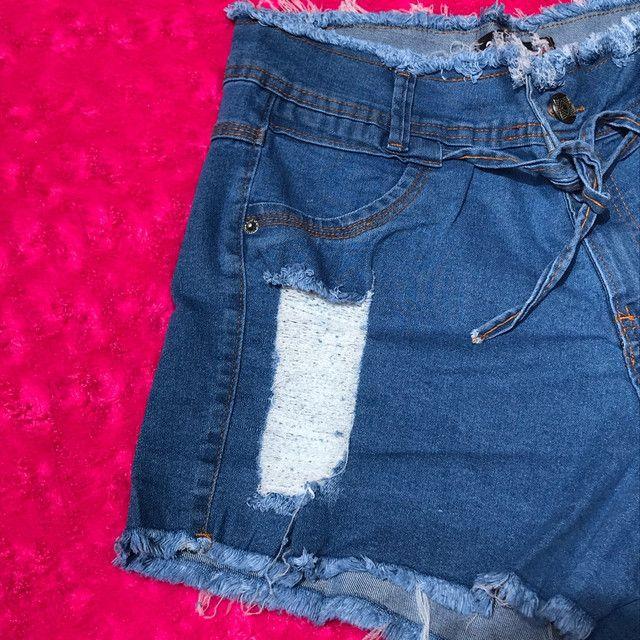 Shortinhos jeans 42 ao 46 - Foto 5