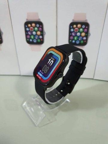 Relógio Smartwatch P8 Plus TELA INFINITA  - Foto 2