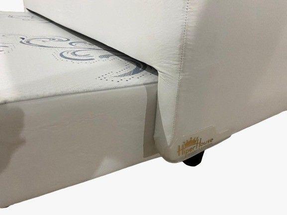 Base Box Baú 3/1 Com cama Auxiliar Solteiro.Compre direto da Nossa Fábrica 21-2764-9592 - Foto 2