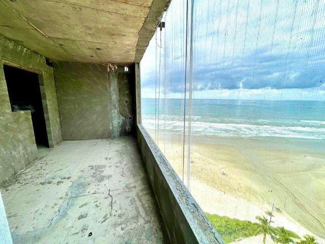 Frente Mar - Apartamento 2 dormitórios - Lançamento