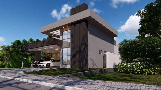 Casa 3 Suítes, 210 m² c/ lazer à venda no Condomínio Mirante do Lago - Foto 3