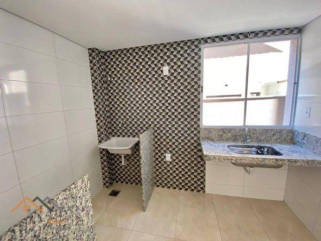 Apartamento com 2 quartos à venda, 45 m² por R$ 189.000 - Piratininga (Venda Nova) - Belo  - Foto 4