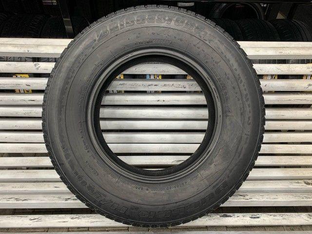 Par de Pneus 205R16C 110/108T Bridgestone Dueler H/T 689 / Pneus 205 R16 C - Foto 4