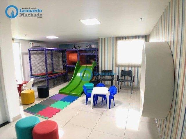 Apartamento com 2 dormitórios à venda, 86 m² por R$ 600.000 - Mucuripe - Fortaleza/CE - Foto 16