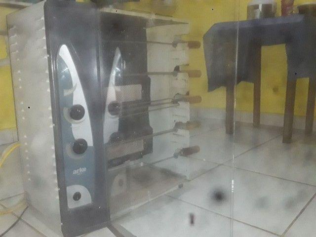 Estou vendendo essa máquina de assar carne - Foto 4