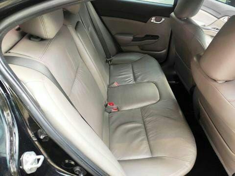 Honda Civic sedan LXR  - Foto 4