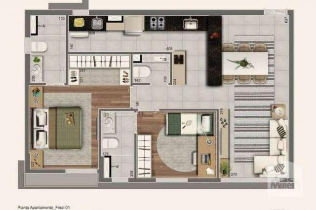 Lourdes 1580 - 60m² a 71m² - 2 quartos - Belo Horizonte - MG - Foto 4
