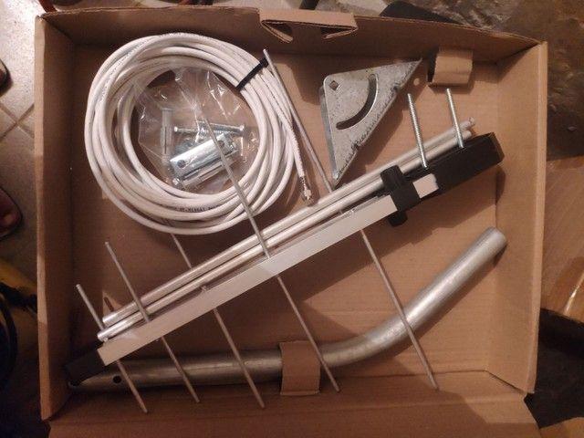 Conversor digital mais antena - Foto 2