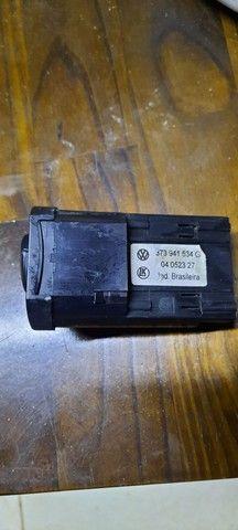 Botão do farol VW - Foto 4