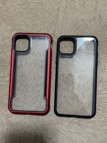 Case spigen e Xdoria p/ iPhone 11 Pro Max  - Foto 5