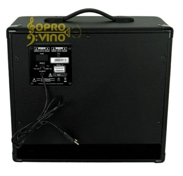 Amplificador Guitarra Black Fox 50 Tagima Tbf 50bk<br><br><br> - Foto 3