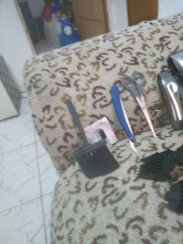 Kit de barbeiro. - Foto 6