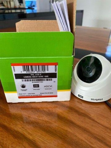 Nova na caixa - Vendo 10 câmeras dome Intelbras  - Foto 2