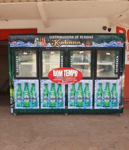 Cervejeiras para distribuidora de bebidas
