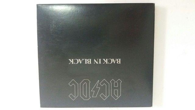 Cd AC/DC Back in Black