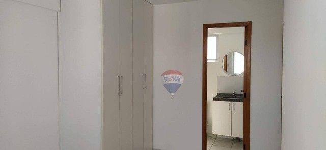 Apartamento com 3 dormitórios à venda, 79 m² por R$ 470.000,00 - Aflitos - Recife/PE - Foto 6