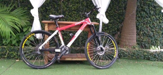 Bicicleta de fibra de carbono toda Shimano  - Foto 4