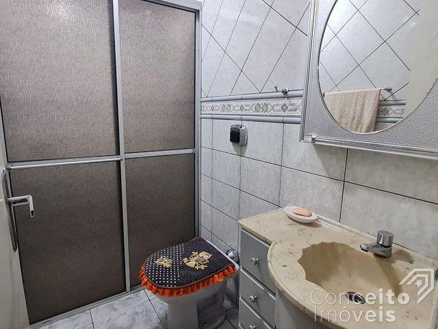 Casa de condomínio à venda com 4 dormitórios em Contorno, Ponta grossa cod:393426.001 - Foto 13
