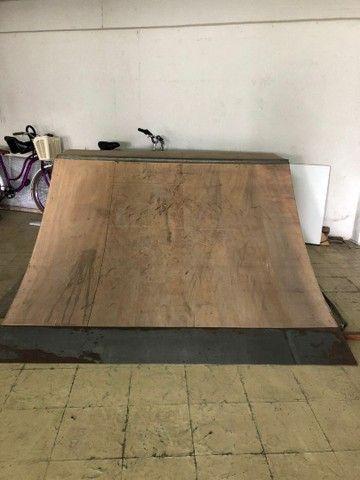 Pista skate quarter  - Foto 4