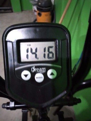 Vendo Bicicleta Ergométrica Horizontal e Elíptico. - Foto 4