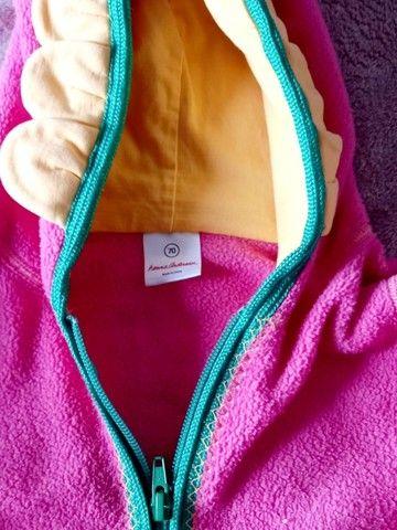 Macacao plush rosa tamanho 2 - Foto 2