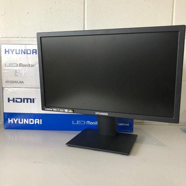 Monitor Hyundai Led 19.5(49.5cm) - Foto 2