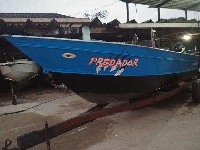 Barco robaleiro - Foto 4