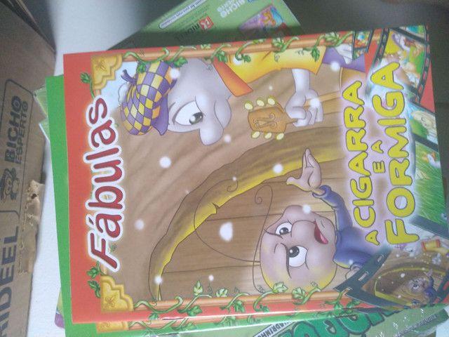 Livros infantis a partir de R$1,00 real. - Foto 2