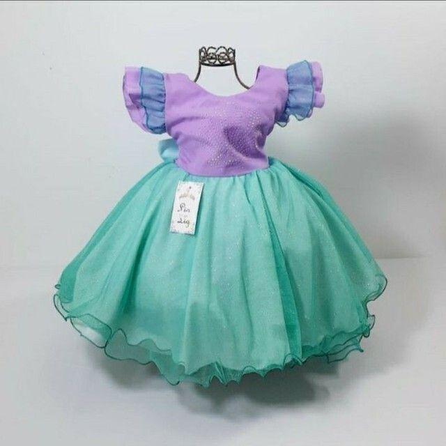 Vestido Infantil - Últimas Unidades  - Foto 2