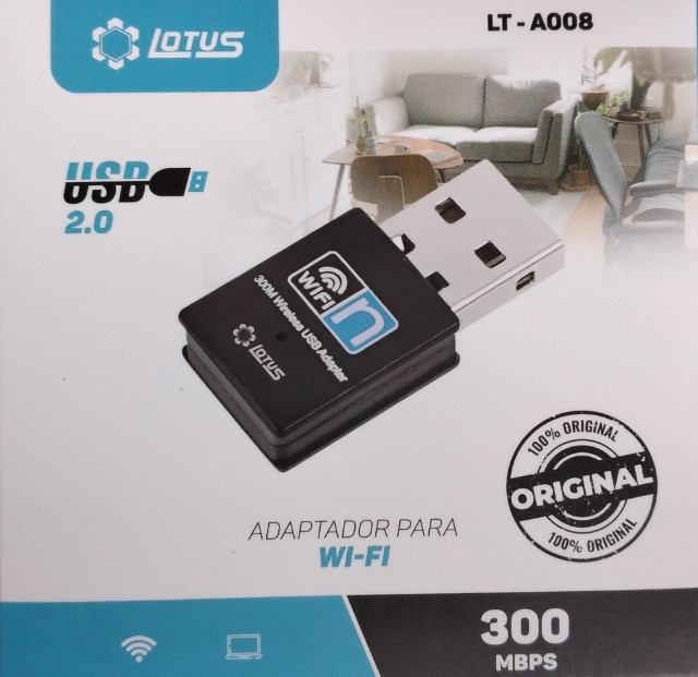 Adapator wifi USB 300mbps