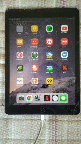 Ipad Air tela 10.9 - Leia o Anúncio