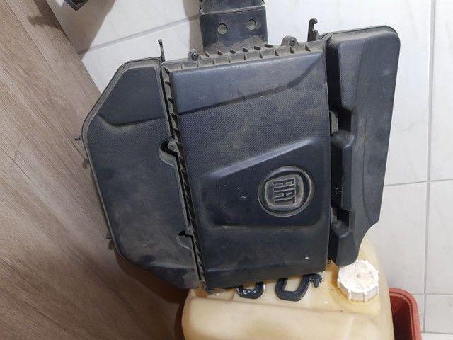 Caixa filtro de ar motor e-torq