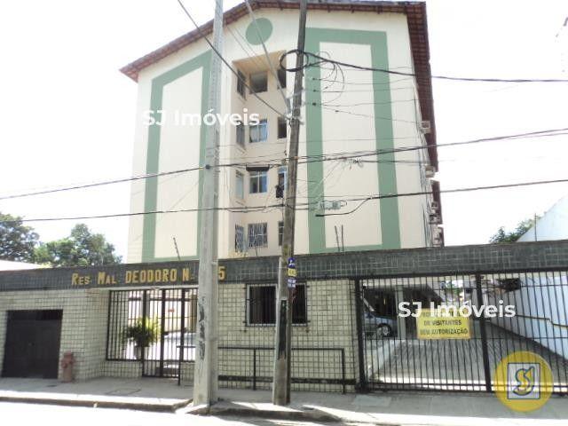 Apartamento para alugar com 3 dormitórios em Benfica, Fortaleza cod:35279 - Foto 2