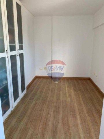 Apartamento com 3 dormitórios à venda, 130 m² por R$ 970.000,00 - Aflitos - Recife/PE - Foto 8