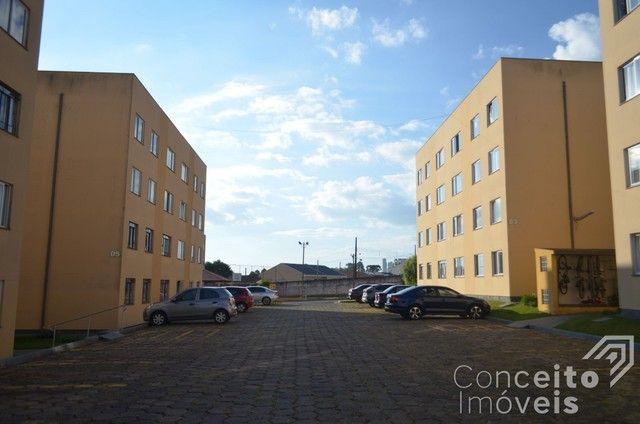 Apartamento à venda com 3 dormitórios em Colônia dona luíza, Ponta grossa cod:393425.001 - Foto 13