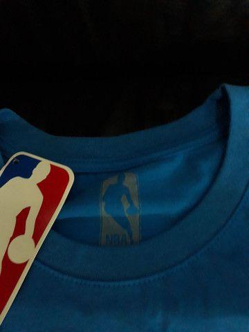 camiseta original NBA Nova  - Foto 3