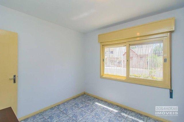 Apartamento MOBILIADO com 2 dormitórios à venda, 58 m² por R$ 212.999 - Nossa Senhora das  - Foto 10