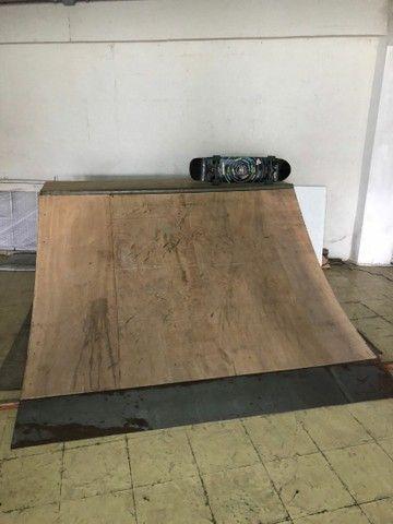 Pista skate quarter  - Foto 3