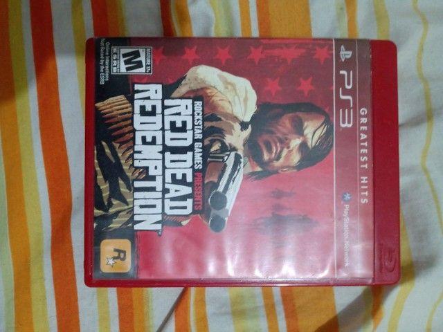 GTA V + RED DEAD REDEMPTION PS3 - Foto 3