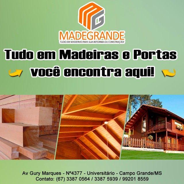 Promoção Portal ou Batente de Madeira  - Foto 2