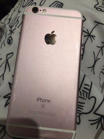 Vende se iPhone 6s por 700 reais!!  - Foto 2